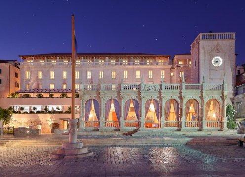 Palace Elisabeth Hvar Heritage Hotel ZÁRUKA NEJNIŽŠÍ CENY