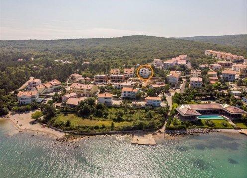 Apartmány Darko - Klimno - ostrov Krk A1 (2+2) 68981-A1