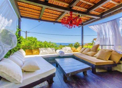 Prázdninový dům Renato - Ivan Dolac - ostrov Hvar (4+1) 37681-K1