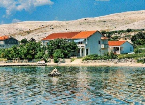 Ferienwohnungen Calimero Vidalici - Pag Kustići AP5 (8+0)