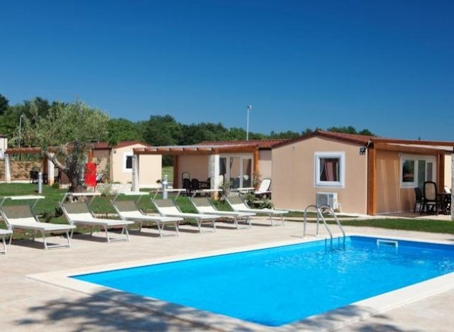 Camping IN Park Umag Mobile Homes BESTPREISGARANTIE