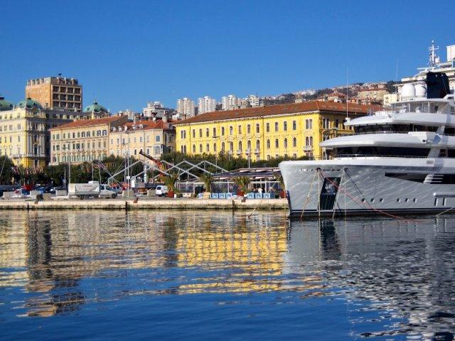 Luxuswohnungen Budin Rijeka Zentrum APP Adri (3 + 2)
