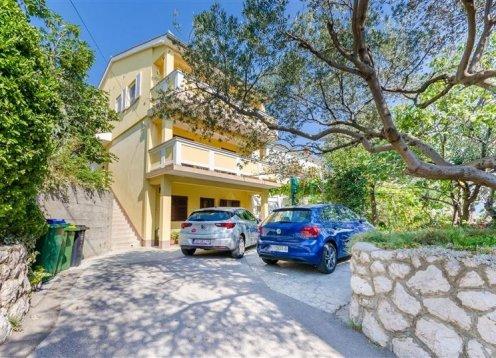 Apartment Ruza - Lopar - island of Rab (4+1) 87041-A1