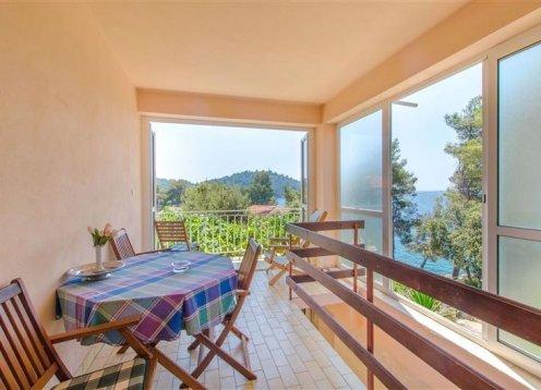 Apartment Ida - Brna - island of Korcula (6) 53171-A1