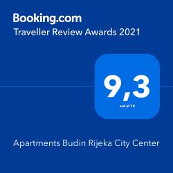 Apartmani za odmor Budin Rijeka centar