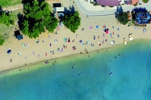plaža bijeca medulin
