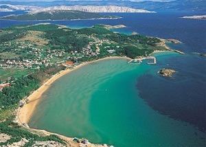 rajska plaža lopar