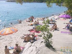 spiaggia kacjak dramalj