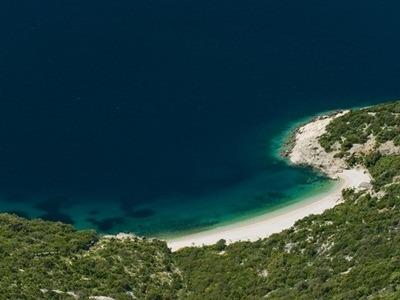 spiaggia lubenice isola di cres