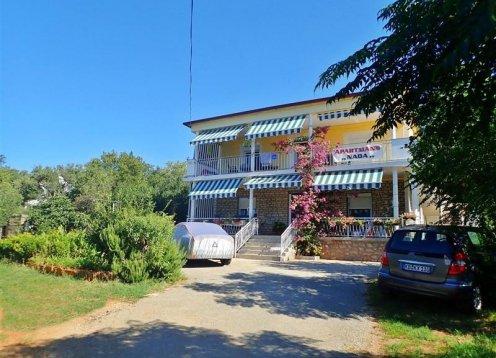Apartmani Nada - Starigrad Paklenica A1 (2+1) 42012-A1