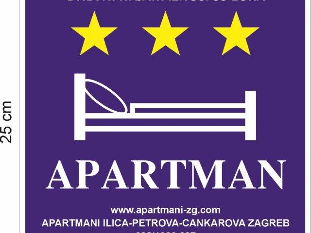 Apartmani Ilica-Petrova - Zagreb AP2 (2+2)