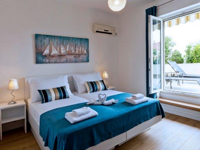 Michelle apartment ,terrace,sea view,quite area