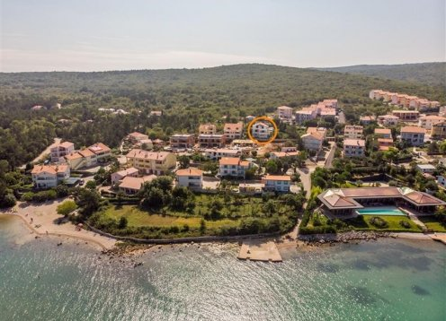 Appartamenti Darko - Klimno - isola di Krk A1 (2+2) 68981-A1